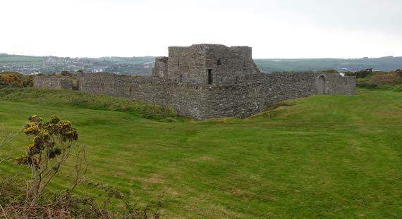 Kinsale Jamess Fort