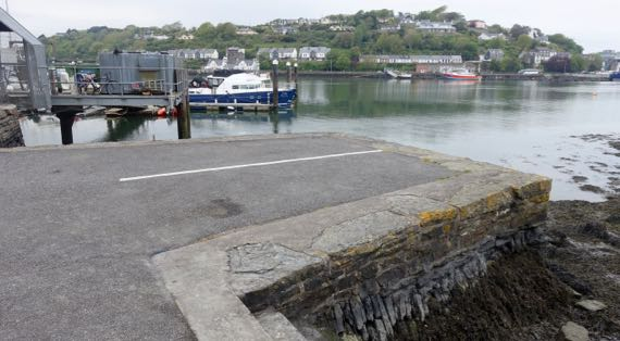 Kinsale marina parking