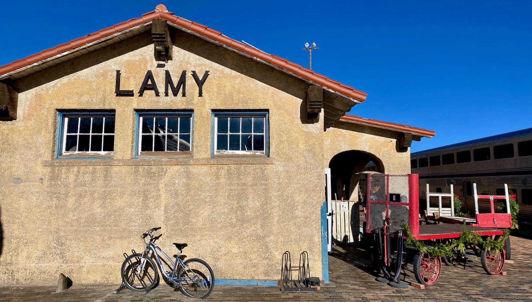Lamy depot