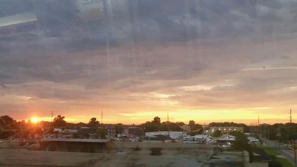 MARTA dawn