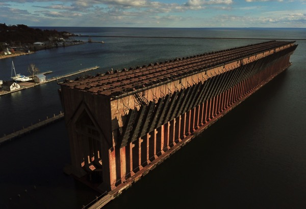 MQT ore dock