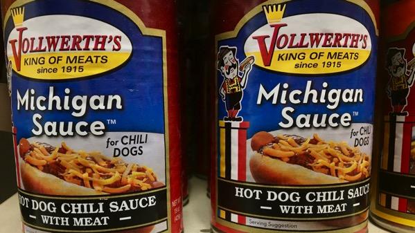 Michigan sauce