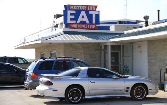 Motor Inn eat