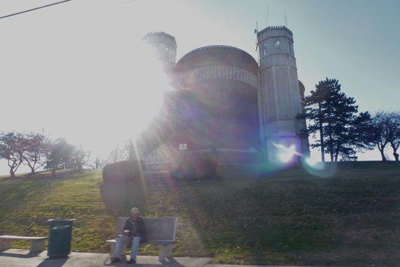 Mt Airy castle tanks Cincinnati