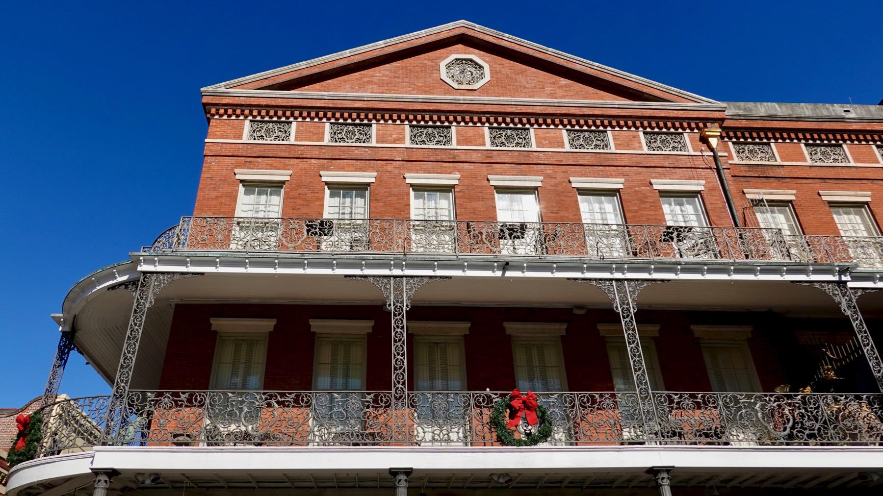 NO balconies two Tier
