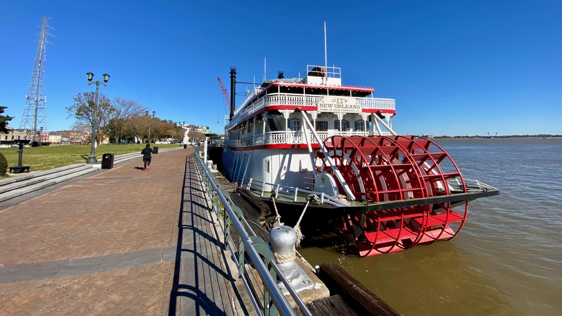 NO riverboat