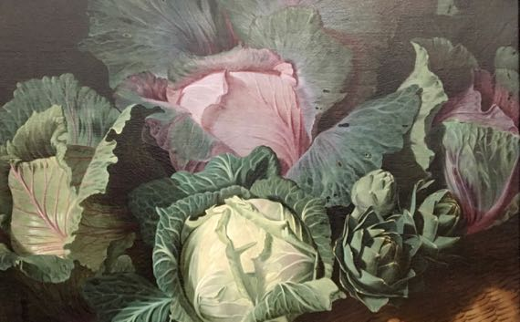 NathanielBacon Cookmaid c1620 25cabbages