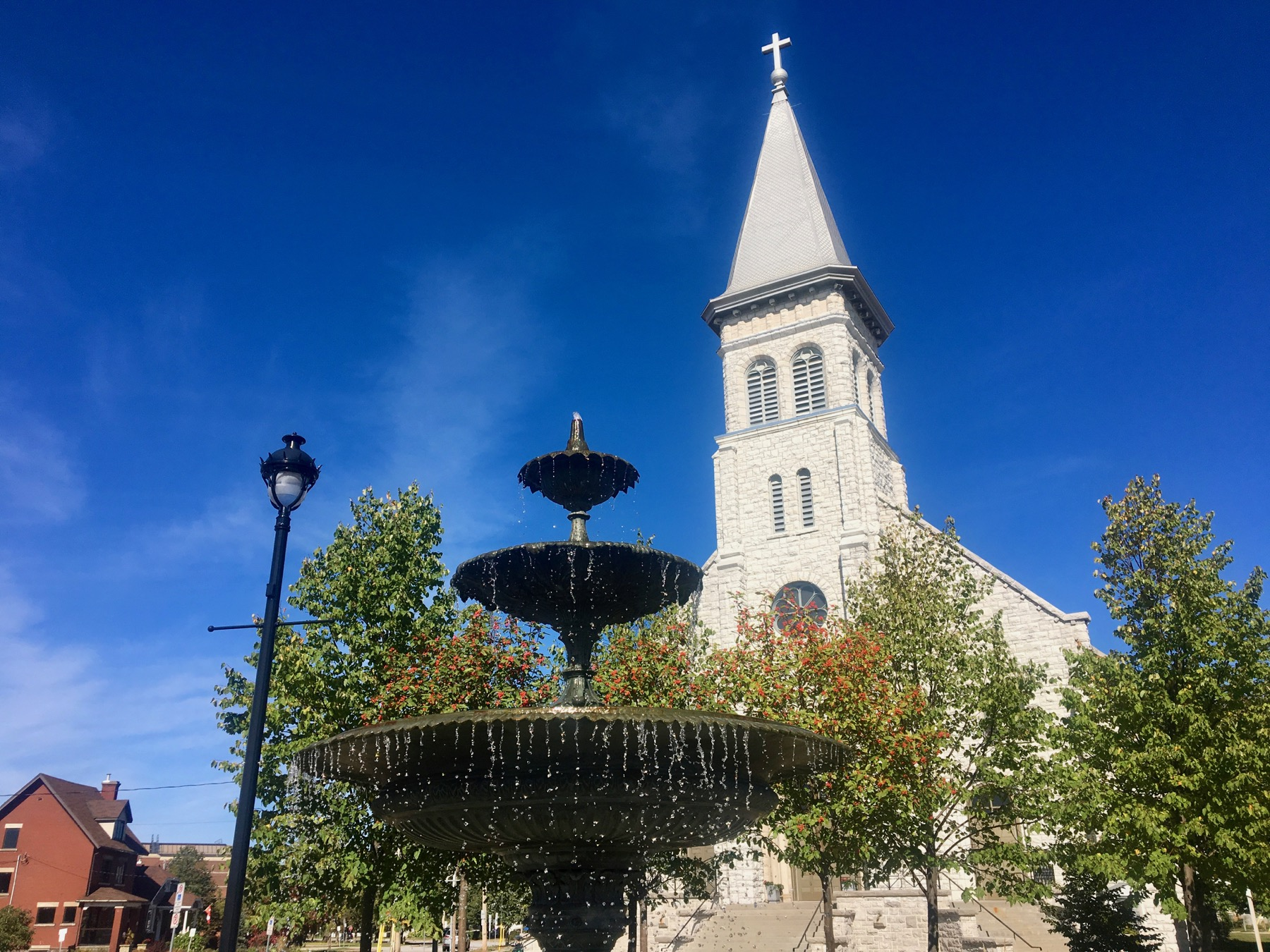 North Bay fountain church