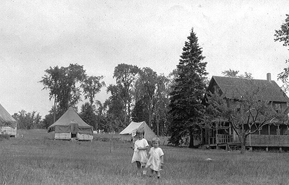 Old farm photo from ML