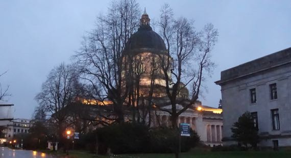 Olympia Wash capitol
