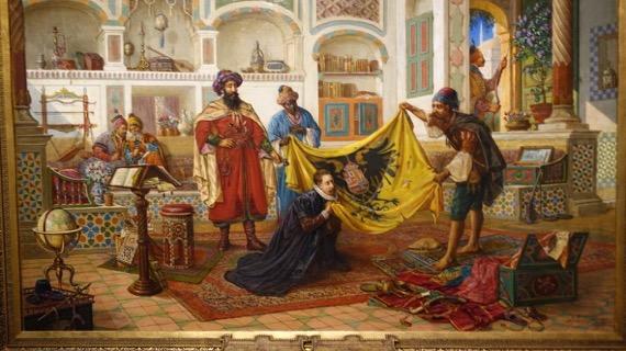 Ottoman Genoa something