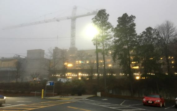 PCM in fog