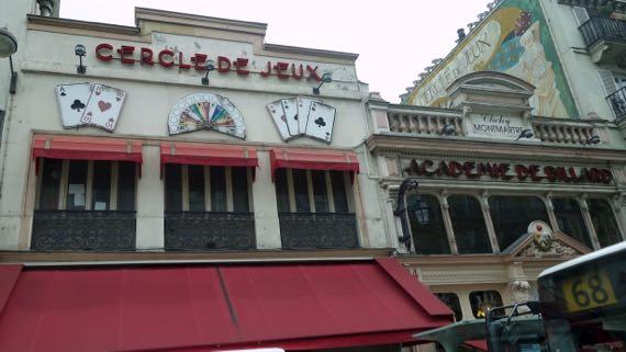 Paris gambling