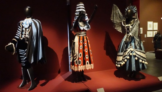 Picasso costumes