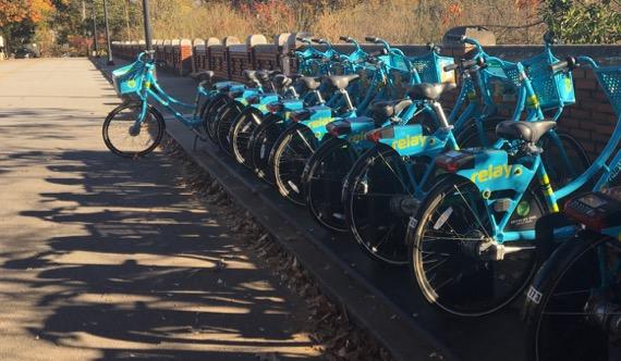 PiedPk rental bikes