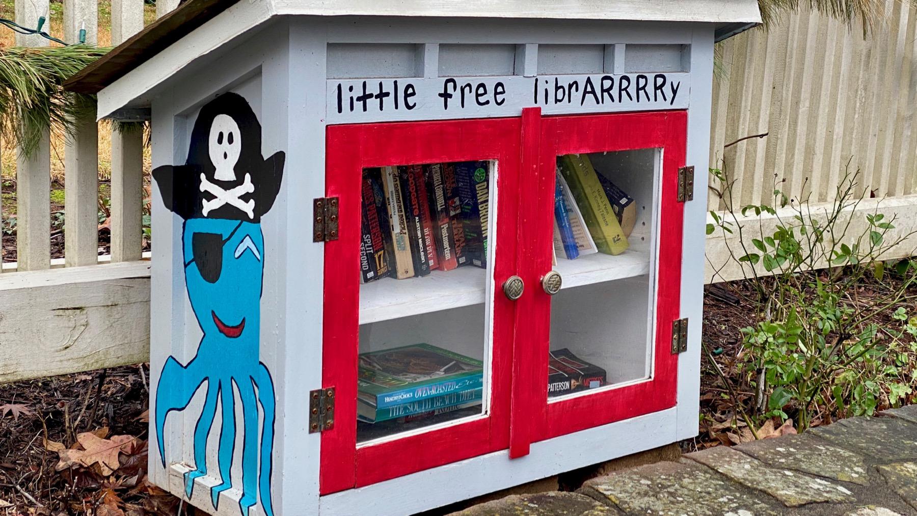 Pirate free libe