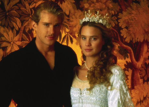 Princess Bride couple