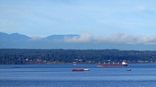 Puget sound shipping