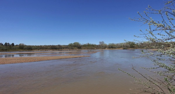 RioGrande upstream