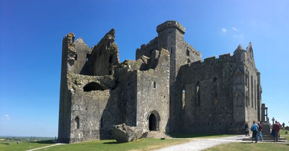 Rock of Cashel cathedral complex