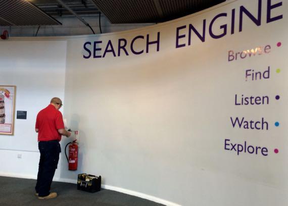 Search Engine NRM