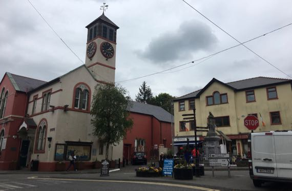 Skibbereen market square