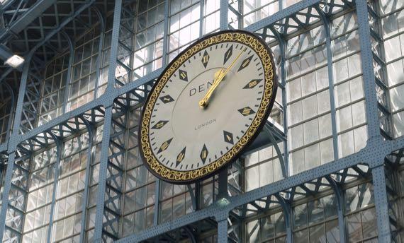 StPancras old clock