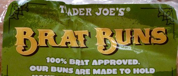 TJs brat buns