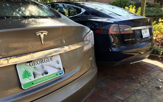 Tesla pair