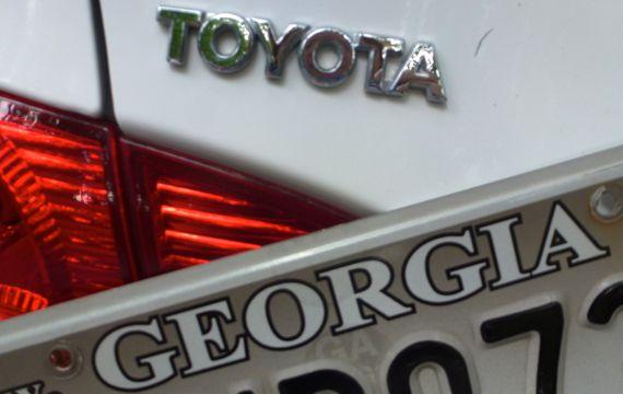 Toy now GA car