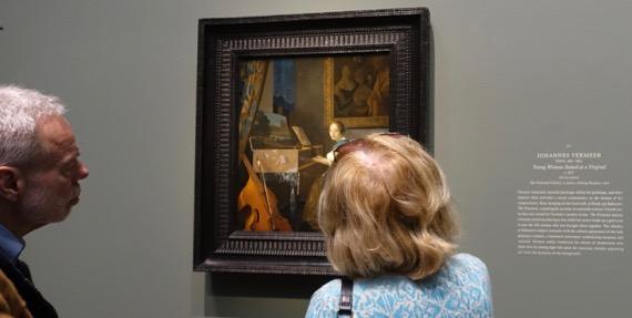 Vermeer viewing
