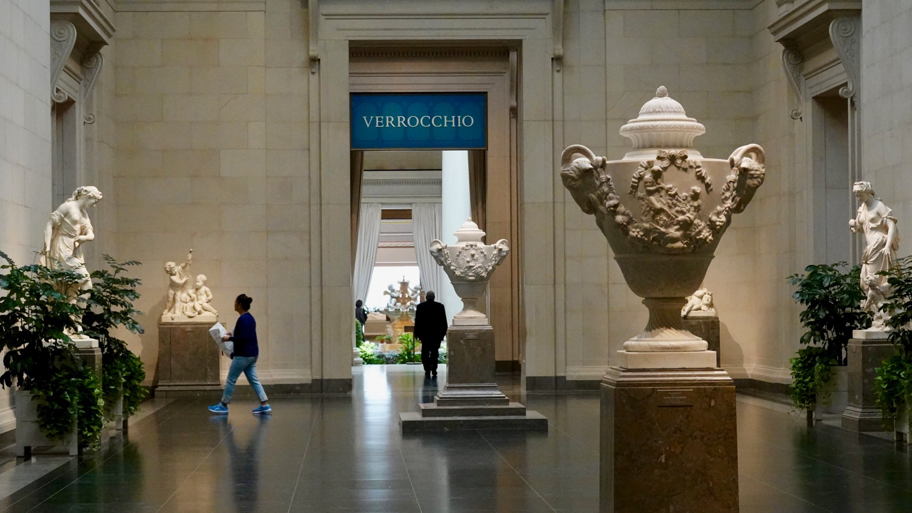Verrocchio banner