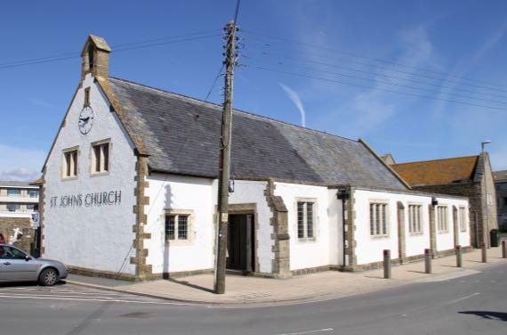 West Bay church