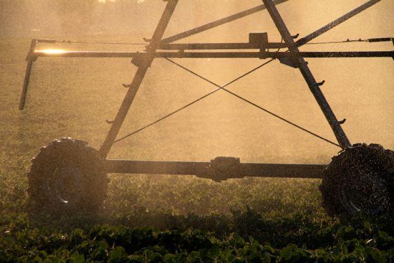 Air irrigation wheels CU