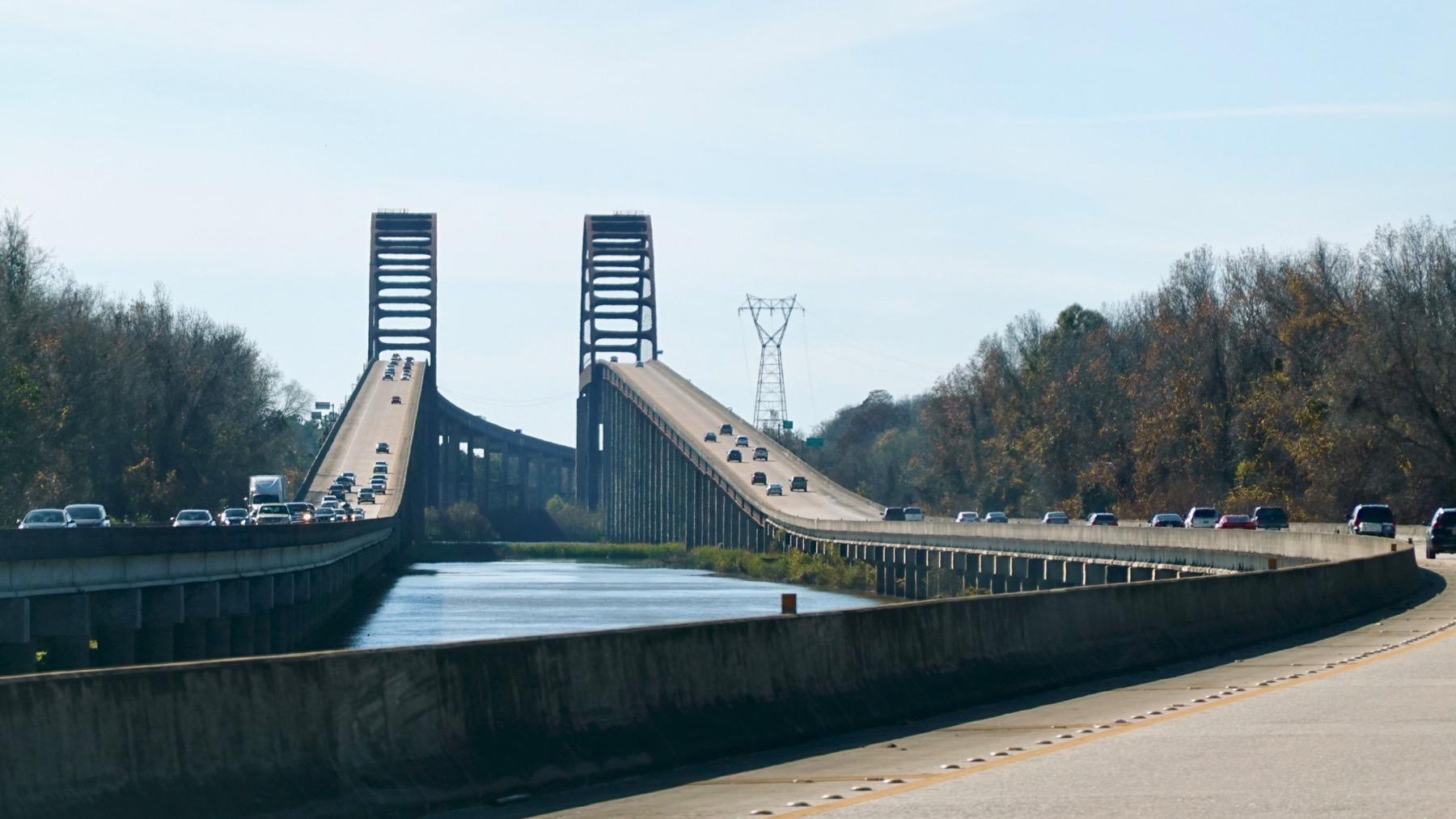 Bayou bridges