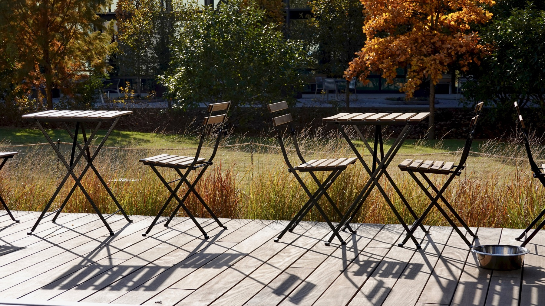 Beltline chairs