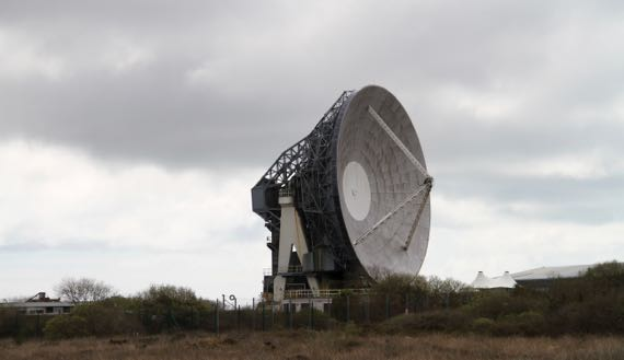 Big dish Goonhilly