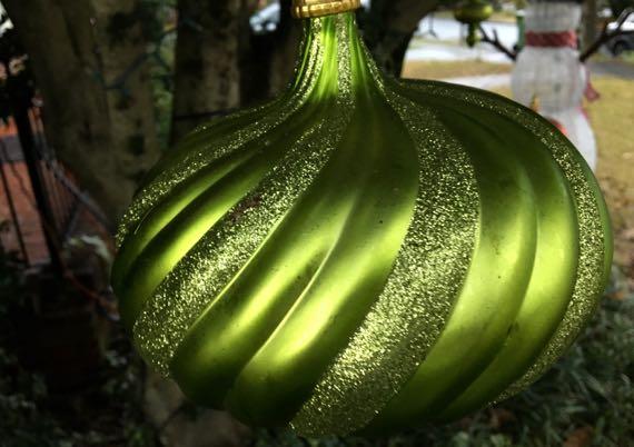 Big tree ornament