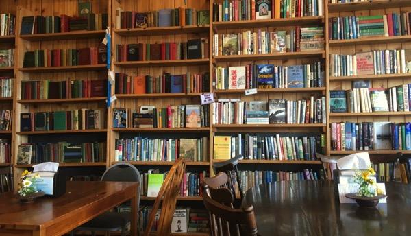 Bookstore deli