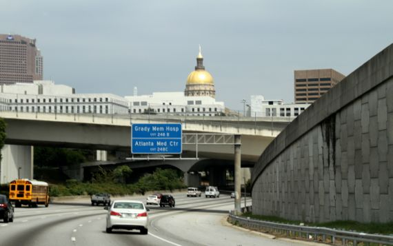Capitol dome hwys