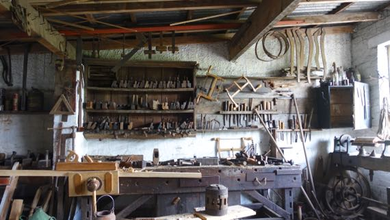 Carpenters shop