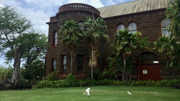 Castle Bishop museum