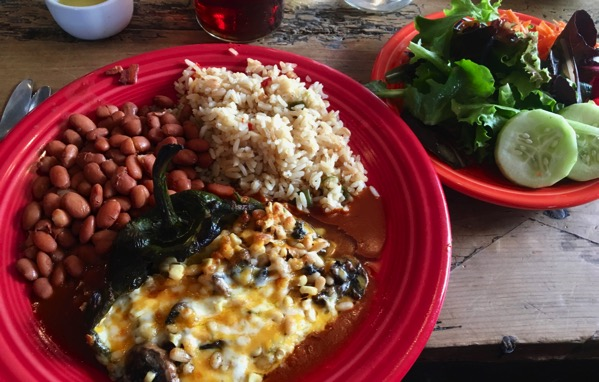 Chile relleno yum