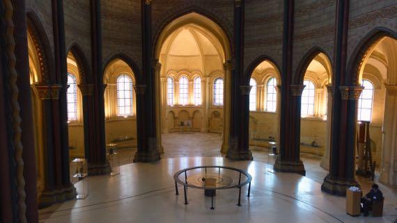 Church pendulum