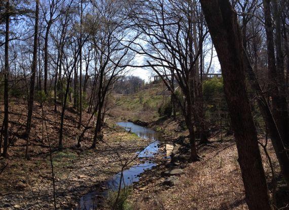 Clear creek upstream n architecture