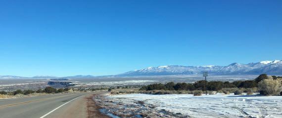 Climbing SF to Taos