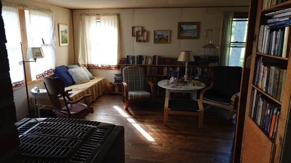 Cozy livingroom