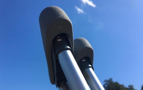 Crutches n sky
