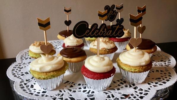 Cupcakes waiting