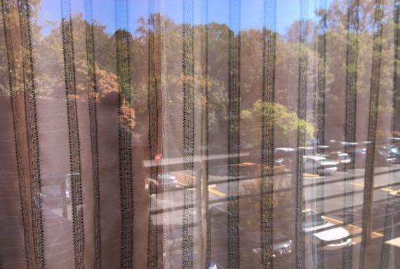 Curtain reflection